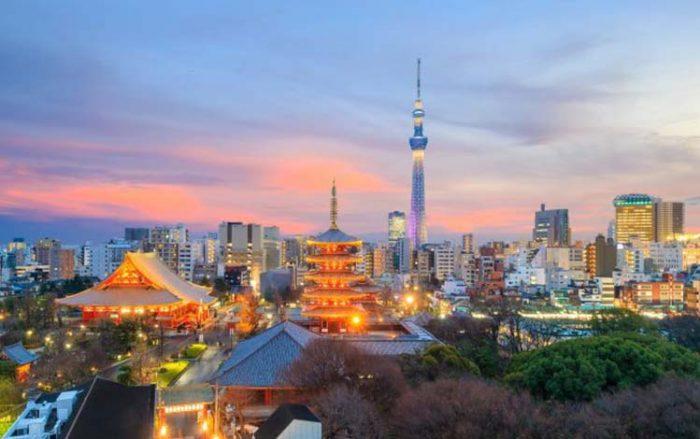 Du an tai phat trien tai Tokyo