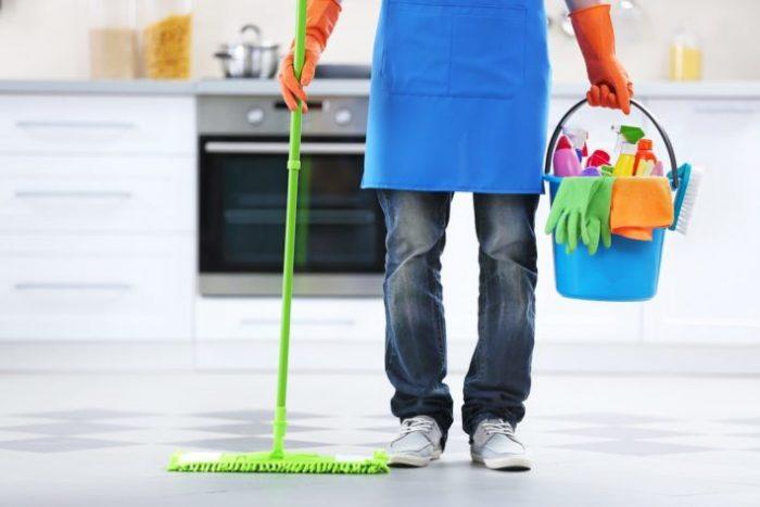 Cách vệ sinh nhà nhanh chóng tỏng vòng 1 nốt nhạc